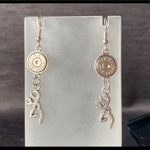 9mm Browning Earrings